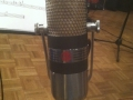 A mic that supposedly once belonged to John Coltrane - Systems Two Recording Studio