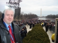 Before the 2009 Obama Inauguration concert
