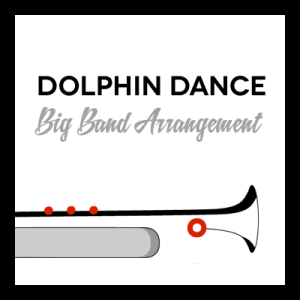 Dolphin Dance arr. for Big Band